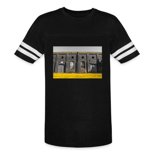 Bricks: who worked here - Vintage Sport T-Shirt