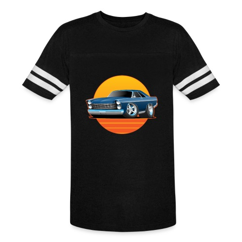 Classic Sixtes Big American Muscle Car - Vintage Sport T-Shirt