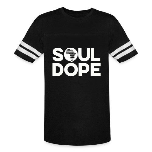 souldope white tee - Vintage Sport T-Shirt