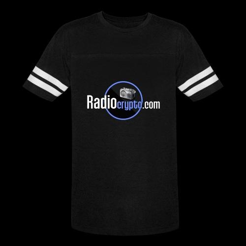 RadioCrypto Logo 1 - Vintage Sport T-Shirt