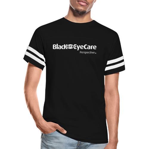 02 BlackEYeCareLogo Transparent 2 - Vintage Sport T-Shirt