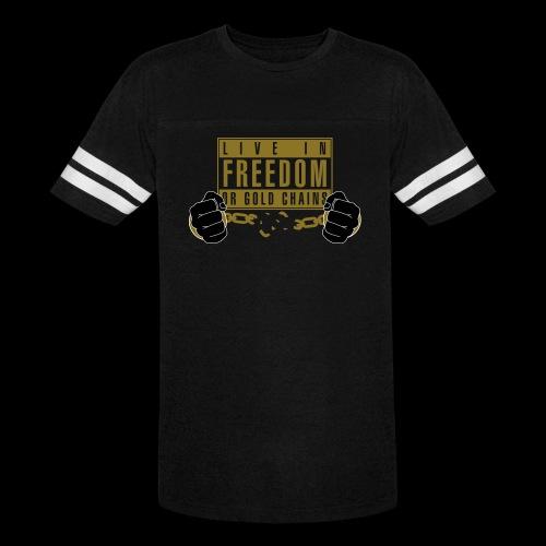 Live Free - Vintage Sport T-Shirt