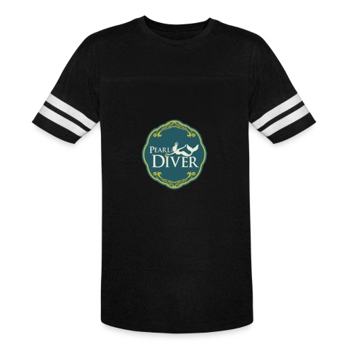 Pearl Diver Swag - Vintage Sports T-Shirt