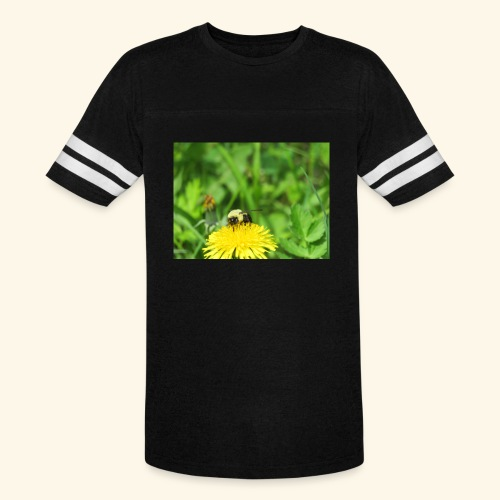 Dandelion Bee - Vintage Sport T-Shirt