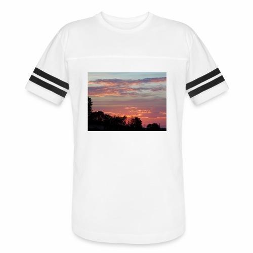 Sunset of Pastels - Vintage Sport T-Shirt