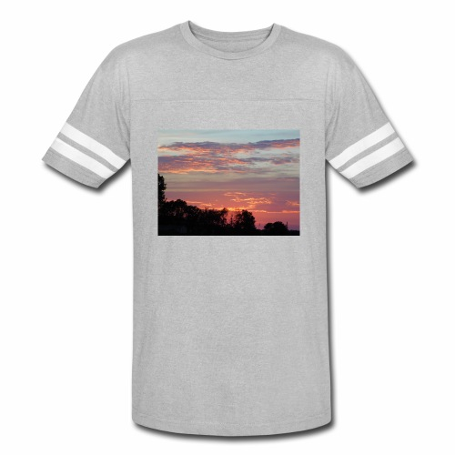 Sunset of Pastels - Vintage Sport T-Shirt