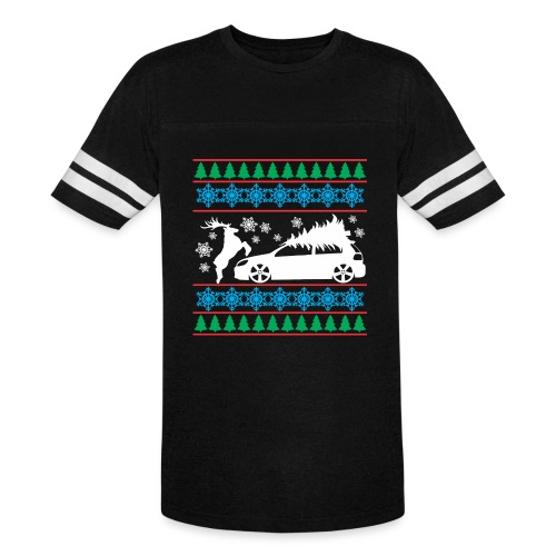 MK6 GTI Ugly Christmas Sweater - Vintage Sport T-Shirt