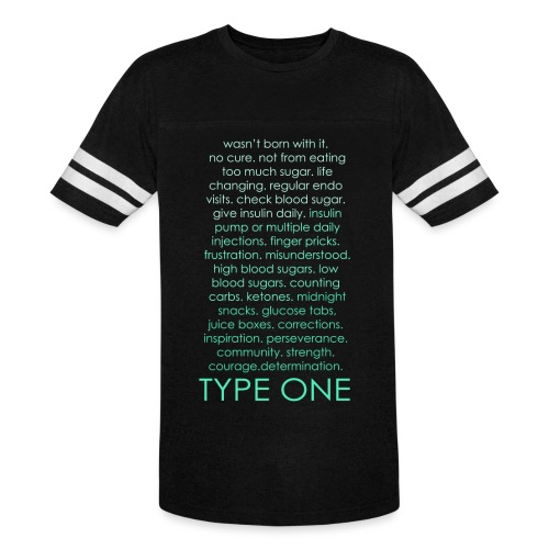 The Inspire Collection - Type One - Green - Vintage Sport T-Shirt