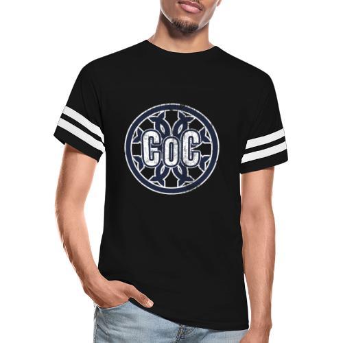 CoC Creat (Retro) - Vintage Sport T-Shirt