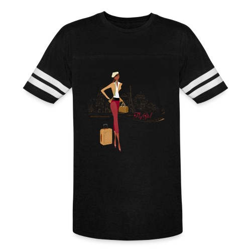 BrowOutfitPNG png - Vintage Sport T-Shirt
