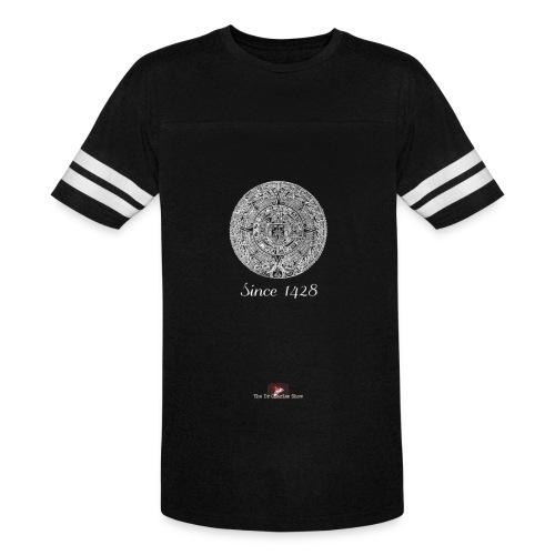 Since 1428 Aztec Design! - Vintage Sport T-Shirt