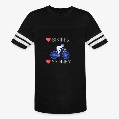 Love Biking Love Sydney tee shirts - Vintage Sport T-Shirt