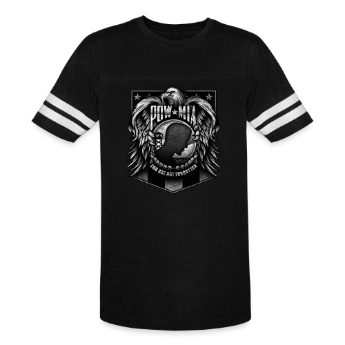 POW MIA - Vintage Sport T-Shirt