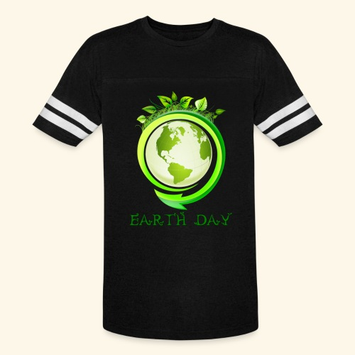 Happy Earth day - 2 - Vintage Sport T-Shirt
