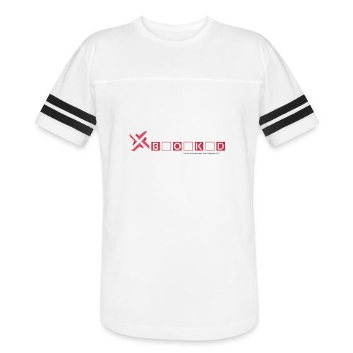 negativity blocked final file png - Vintage Sport T-Shirt