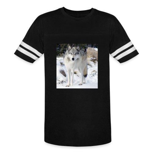 Canis lupus occidentalis - Vintage Sport T-Shirt