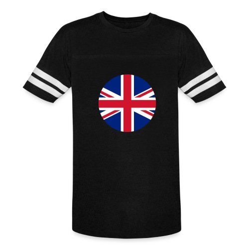 UK Union Jack - Vintage Sport T-Shirt