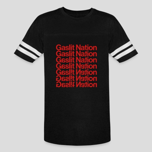 Gaslit Nation - Vintage Sport T-Shirt