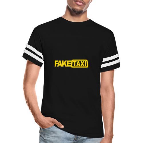 FAKE TAXI Duffle Bag - Vintage Sport T-Shirt