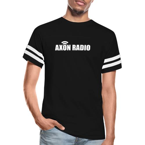 Axon Radio | White night apparel. - Vintage Sport T-Shirt
