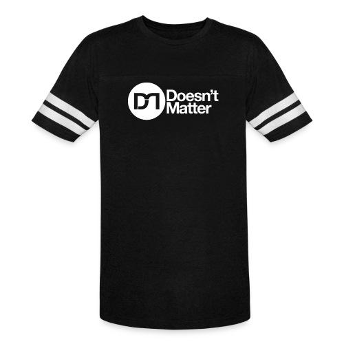 DM - Women's V-Neck Tri-Blend T-Shirt - Vintage Sport T-Shirt