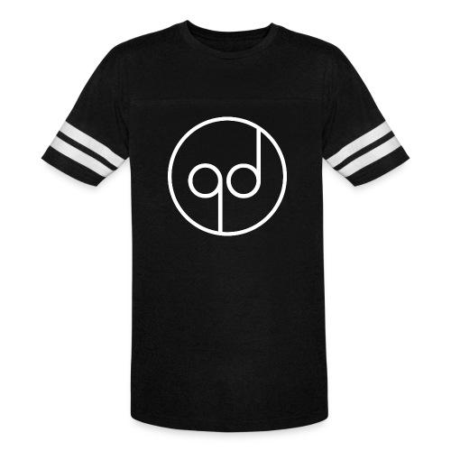 White Icon - Vintage Sport T-Shirt