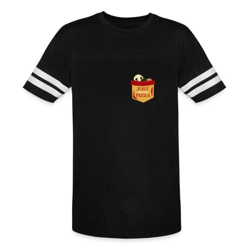 Just feed me pizza - Vintage Sport T-Shirt