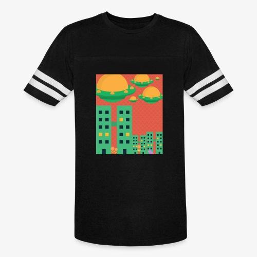 wierd stuff - Vintage Sport T-Shirt