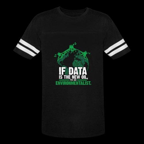 Data Environmentalist - Vintage Sport T-Shirt