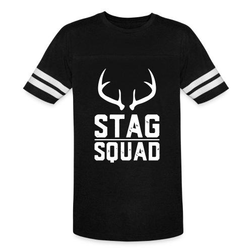 Stag Squad - Vintage Sport T-Shirt