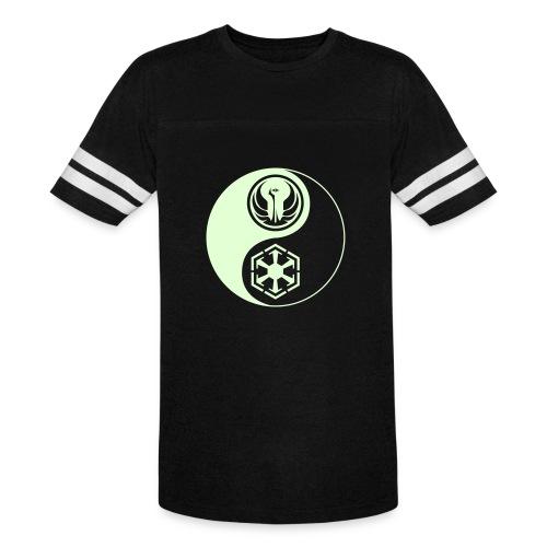 Star Wars SWTOR Yin Yang 1-Color Light - Vintage Sport T-Shirt