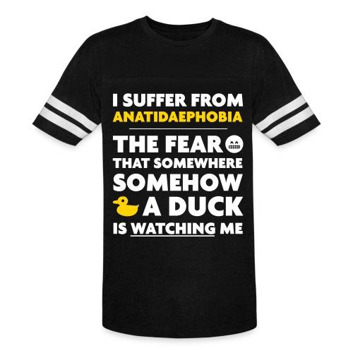 Anatidaephobia - Vintage Sport T-Shirt