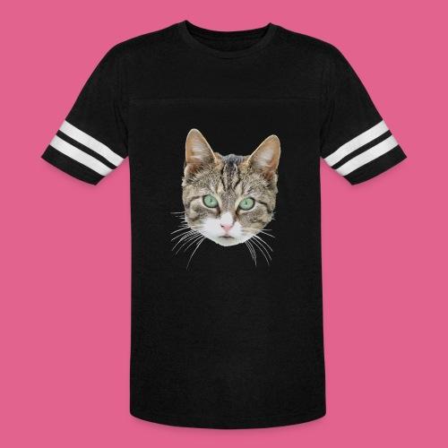 cathead color Edited - Vintage Sport T-Shirt