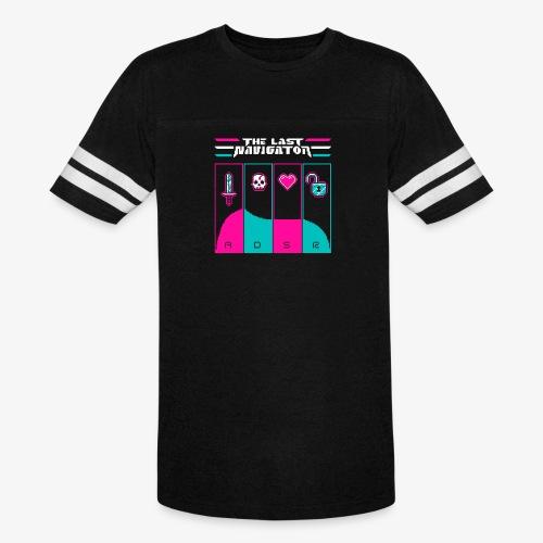 The Last Navigator - ADSR - Vintage Sport T-Shirt