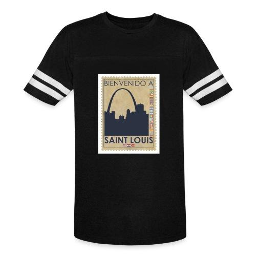 Bienvenido A Saint Louis - Vintage Sport T-Shirt