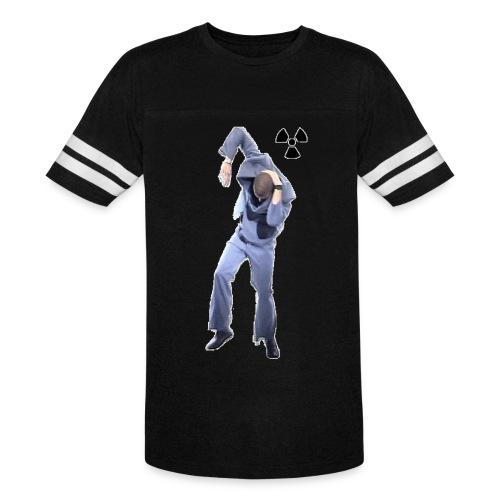 CHERNOBYL CHILD DANCE! - Vintage Sport T-Shirt