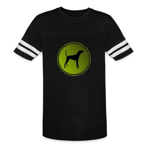 Plott Hound - Vintage Sport T-Shirt