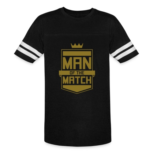 Man of the Match - Vintage Sport T-Shirt