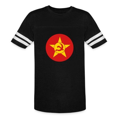 Soviet Union Symbol (dark) - Axis & Allies - Vintage Sport T-Shirt