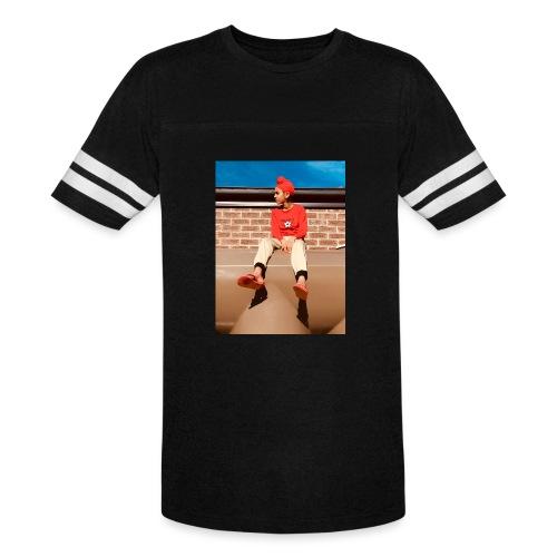 Flamin_Danger - Vintage Sport T-Shirt