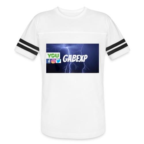 gabexp 1 - Vintage Sport T-Shirt
