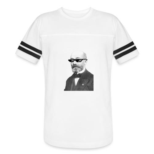 Zamenhof Shades (BW) - Vintage Sport T-Shirt
