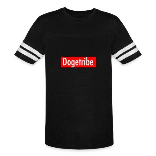 Dogetribe red logo - Vintage Sport T-Shirt