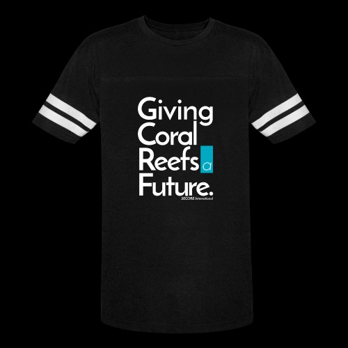 Giving Coral Reefs a Future - Vintage Sport T-Shirt