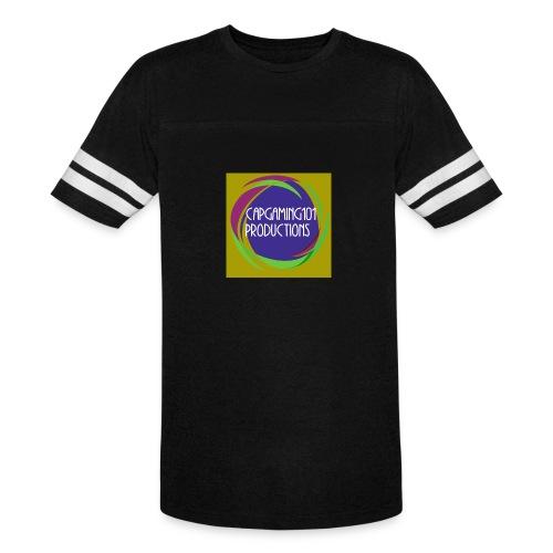 Basic Tee-Shirt. With basic logo - Vintage Sport T-Shirt