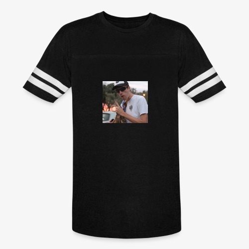 big man - Vintage Sport T-Shirt