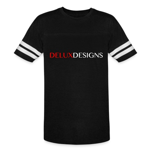 Delux Designs (white) - Vintage Sport T-Shirt