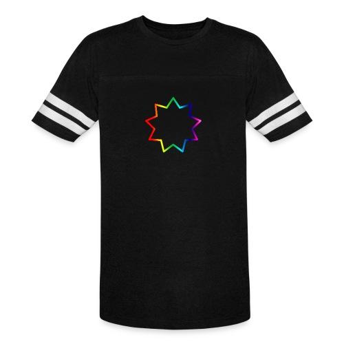 Baha´i rainbow - Vintage Sport T-Shirt