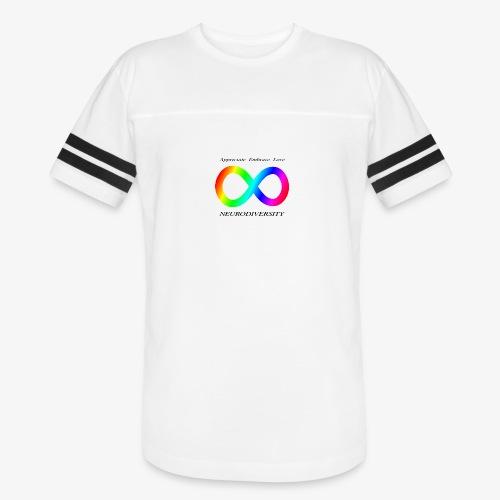 Embrace Neurodiversity - Vintage Sport T-Shirt