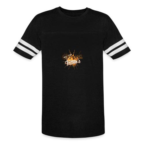Orange Tattoo's - Vintage Sports T-Shirt